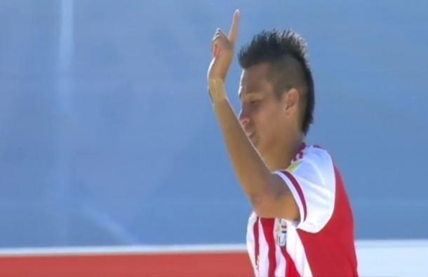 Paraguay hizo historia en fútbol playa