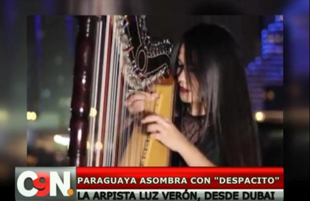 ¡Mirá el video! Paraguaya asombra con el emotivo video «Despacito» en una nueva versión