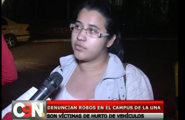 Denuncian constantes robos en el campus de la Universidad Nacional de Asunción