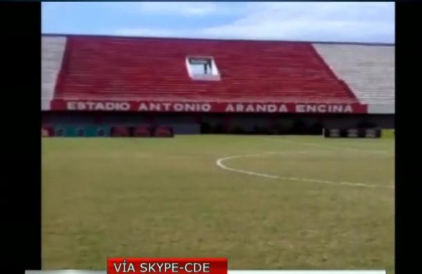 Todo preparado para el encuentro deportivo entre Rubio Ñu vs Olimpia