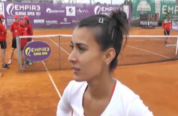 Paraguaya Verónica Cepede clasificó a la segunda ronda de Roland Garros