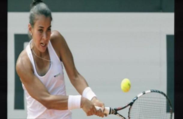 La tenista Verónica Cepede pasó a la tercera ronda de Roland Garros