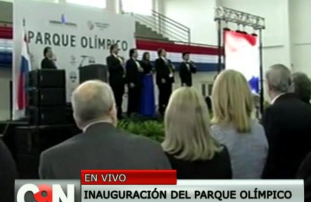 [Deporte] Inauguran nuevo Parque Olímpico paraguayo