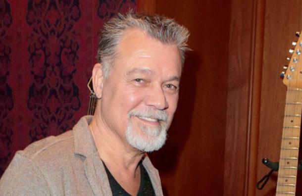 Revelan que Eddie Van Halen tiene cáncer de garganta