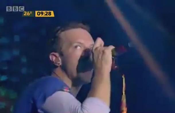 Vocalista de Coldplay cumple 43 años hoy