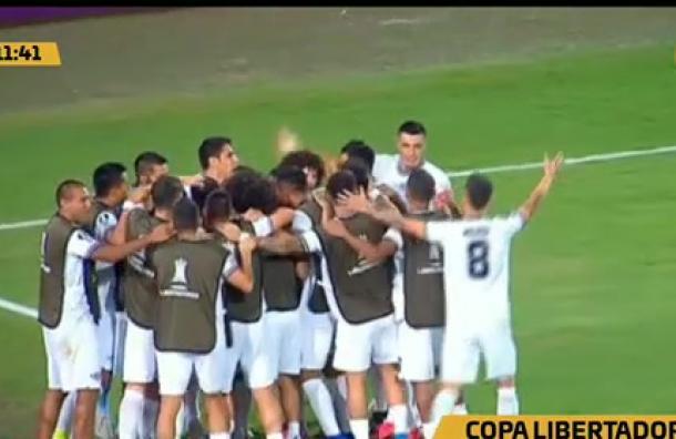 Libertad vence a Medellín en Copa Libertadores