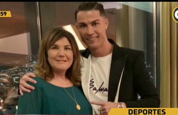 Cristiano Ronaldo se manifiesta ante el estado de salud de su madre