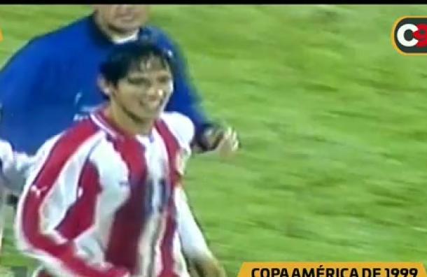 Los mejores goles de la Copa América Paraguay 1999 [Parte 1]