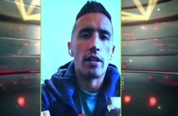 Hablamos con Lucas Barrios, el ex jugador de la Selección Paraguaya