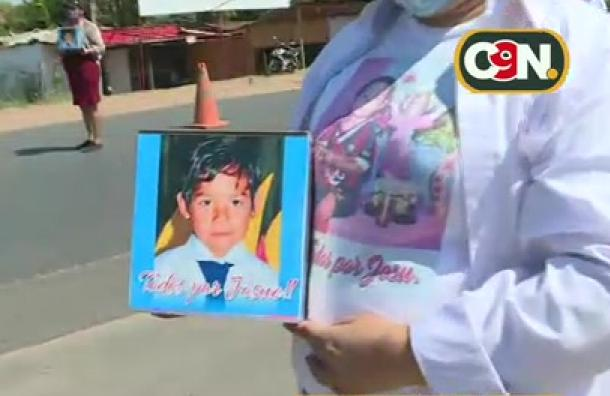 Realizan maratón solidaria para el niño Josué en la ciudad de Limpio